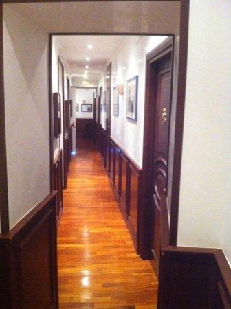 Al Viminale Hill Inn & Hotel : interni