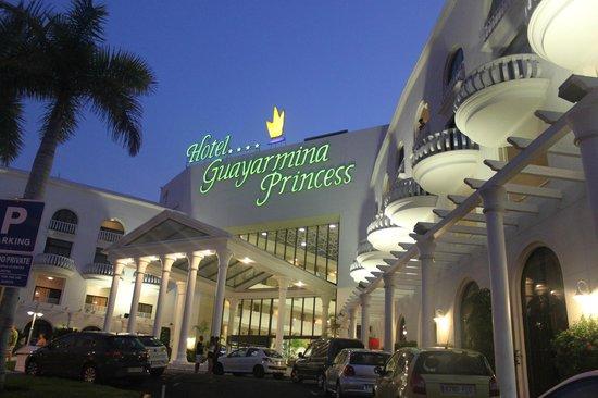 Guayarmina Princess Hotel : Frontansicht