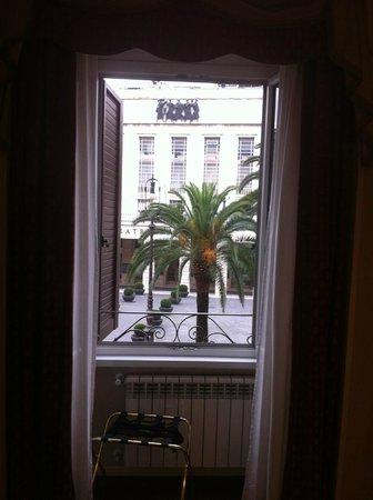 Al Viminale Hill Inn & Hotel : veduta stanza
