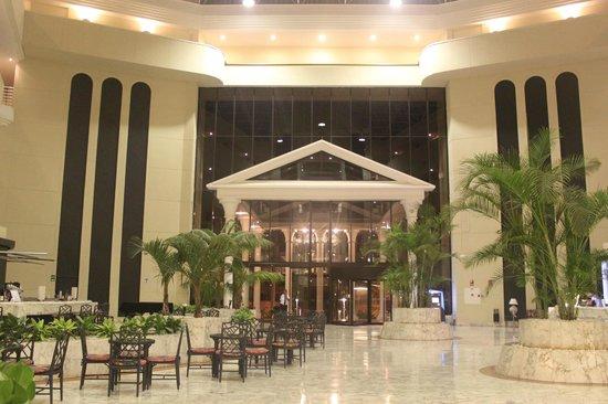 Guayarmina Princess Hotel : Eingangs-/Aufenthaltsbereich