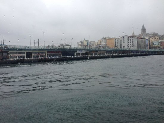 Bosporus: View from the boat