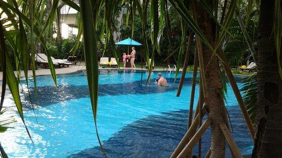 Chatrium Residence Sathon Bangkok : lounge