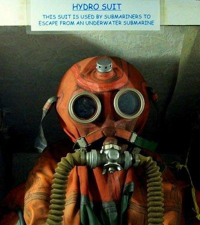 Kursura Sub-Marine Museum
