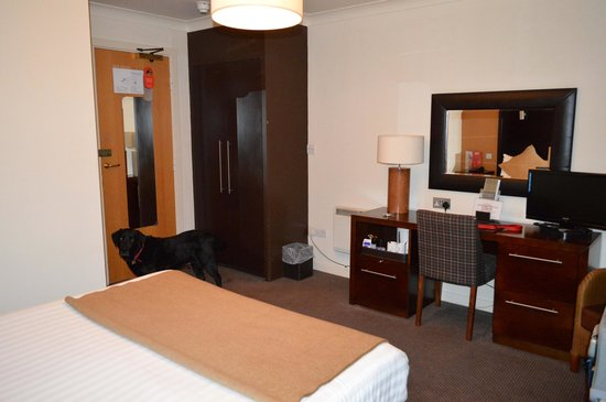 Oban Bay Hotel: bedroom