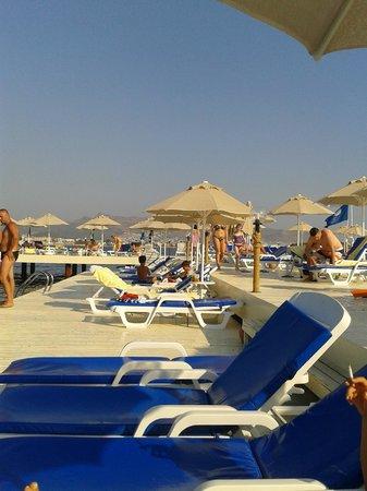 Yasmin Resort Bodrum: iskele