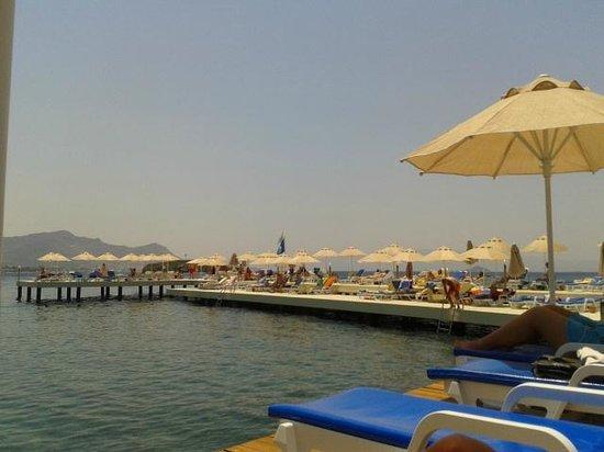 Yasmin Resort Bodrum : iskele