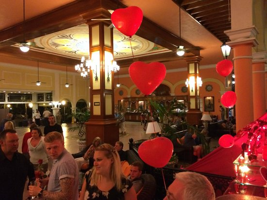 ClubHotel Riu Tequila : Valentines Day