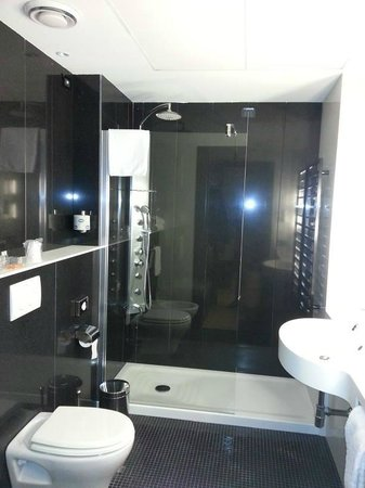 Quality Hotel Atlantic Congress & Spa  Turin Airport: bagno