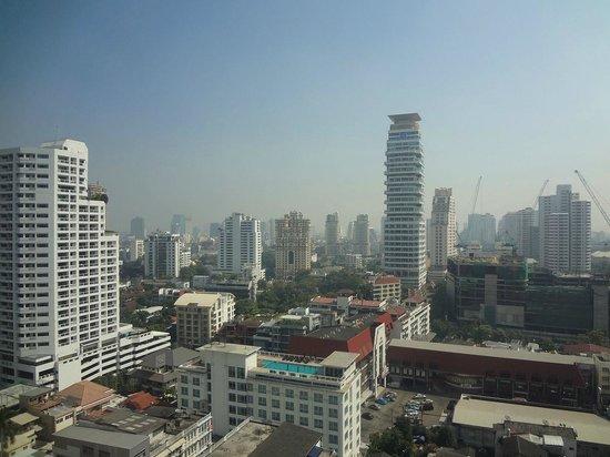 Bangkok Hotel Lotus Sukhumvit: 客室からの眺め