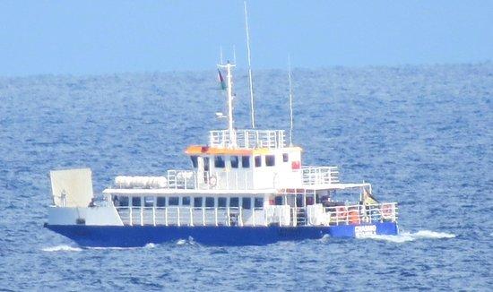 Ulisa Bay Lodge : New Fast MV Chambo goes to Likoma and Mozambique from Nkhata Bay & Salima.