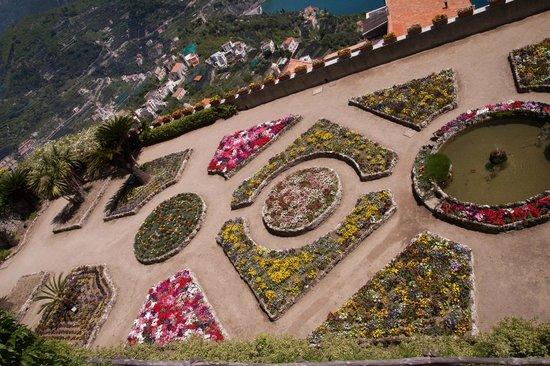 Villa Rufolo : Gardens