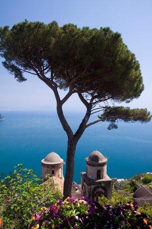 Villa Rufolo: Sea view