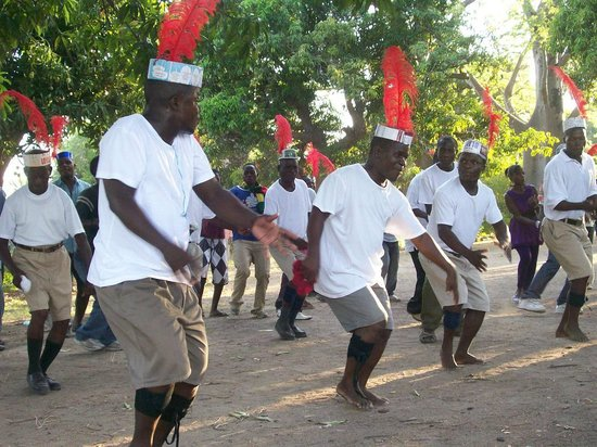 Ulisa Bay Lodge: Traditional Dance Festival near the Lodge