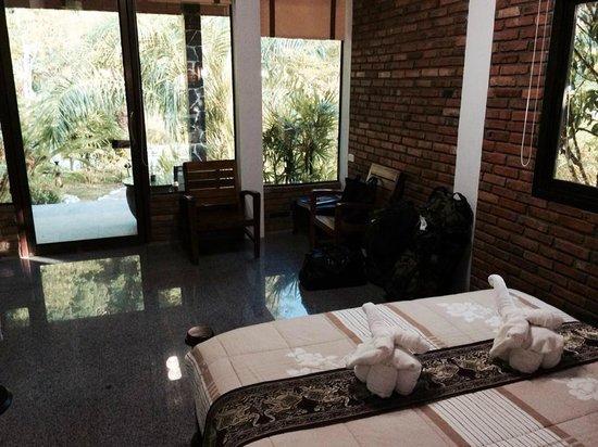Hotel Khao Sok & Spa: domek nr 1