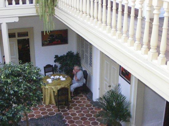 Hotel Inca Real: petit dejeuner