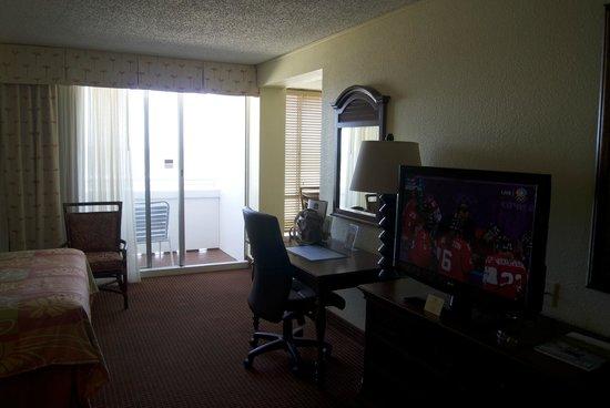 BEST WESTERN Aku Tiki Inn: Room 302