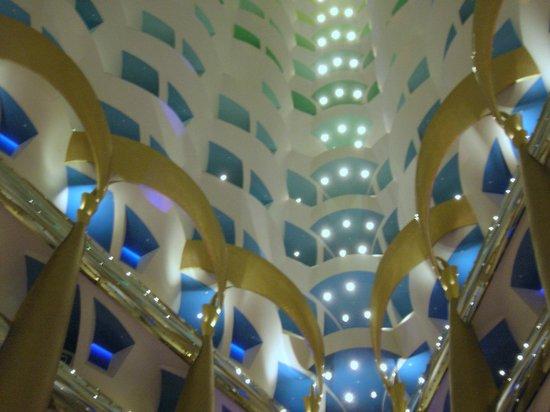 Burj Al Arab Jumeirah: I piani