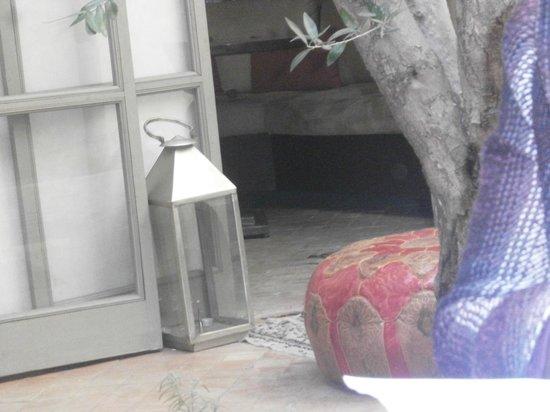Riad Vendome & Spa Marrakech: seating area