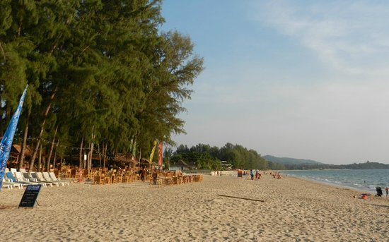 Lantawadee Resort & Spa : la plage à 100 mètres