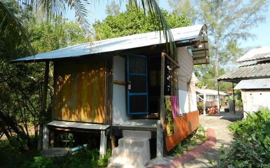 Lantawadee Resort & Spa : notre petite case