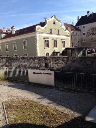 Vorderbad-Mittelalterliche Badestube