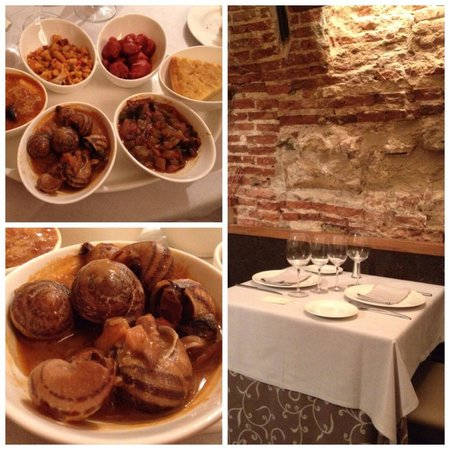 Meson Restaurante La Mi Venta : Tapas x 3 persone