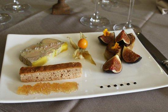 Charme & Business Hôtel Lyon: Foie Gras Maison