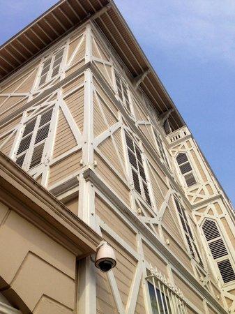 Sadberk Hanim Museum: The building