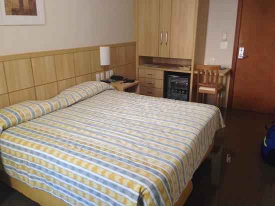Gaivota Barra Hotel : Visão do quarto