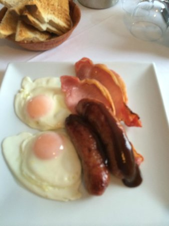 Tyn Rhos Country House: Excellent Breakfast
