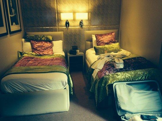 Radisson Blu Edwardian Mercer Street Hotel: номер