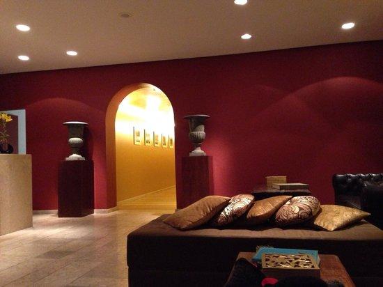Vincci Baixa : Accès chambre