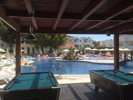 Matina Pefkos Aparthotel: Pool ;)