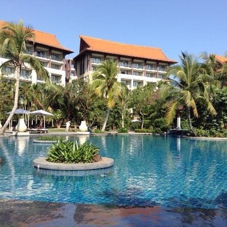 Renaissance Sanya Resort & Spa : pool