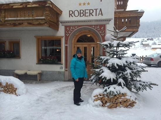 Hotel Garni Roberta: lovely place