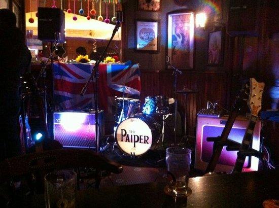 Sisten Irish Pub: Carnevale beat