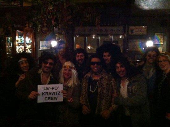 Sisten Irish Pub : Carnevale beat