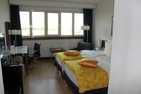 Radisson Blu Hotel, Hamburg: 客室