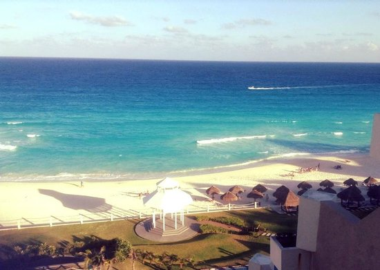 Paradisus Cancun: From Royal Service room # 5707