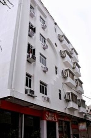 Hotel Savera : Elevation