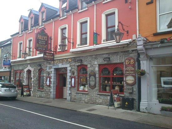Foleys Restaurant & Bar : Foley's Bar