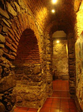 Cripta Jesuitica: Interior da Cripta