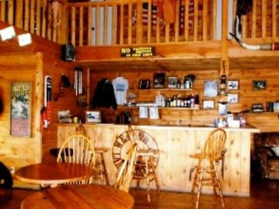 Lake Guest Ranch : Bar