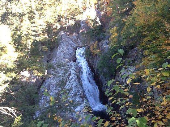 Inn to Inn: Falls in the Moosalamoo National Recreation Area