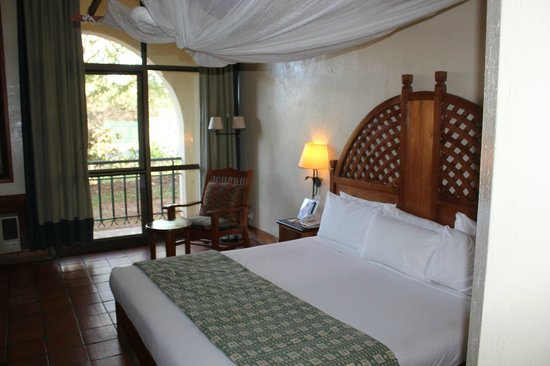 Rainbow Hotel Victoria Falls : 客室