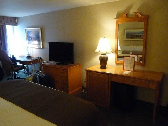 Best Western Hotel St. Jerome: La chambre
