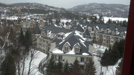 Lodge de la Montagne: Mont Tremblant Village
