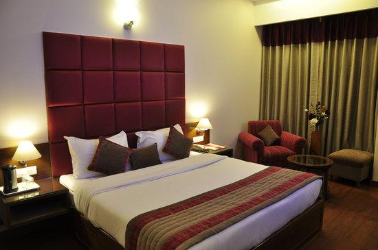 Hotel Shagun : superdeluxe room