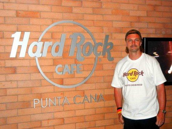 Hard Rock Cafe - Punta Cana: Hard Rock Cafe Punta Cana