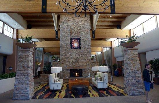 The Scott Resort & Spa: Entrance Lobby